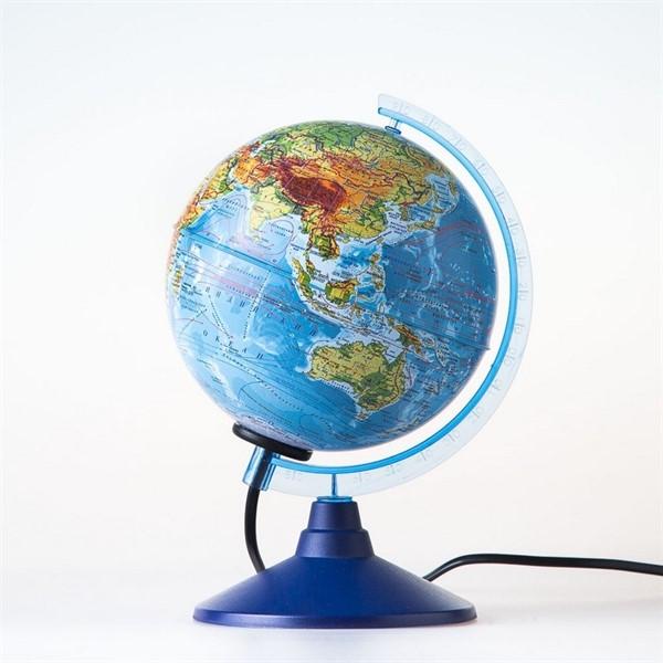 Глобус физический 15 см.