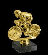 Статуэтка Велоспорт на мраморной подставке