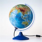 Глобус физический 21 см