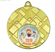 """Медаль """"Выпускник начальной школы 2019"""""""